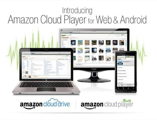 amazon cloud player android Amazon Cloud Player Android offre la musique en Streaming