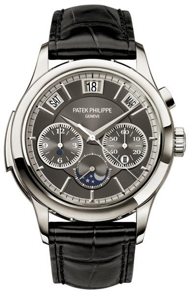 patek philippe triple complication reference 5208p Patek Philippe Triple Complication référence 5208P