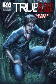 tainted4 True Blood Comic Tainted Love additional covers