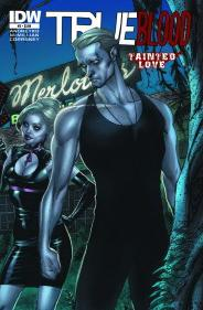 tainted3 True Blood Comic Tainted Love additional covers