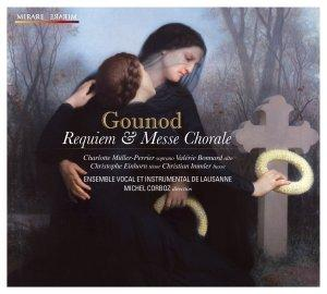 charles gounod requiem ut majeur messe chorale sol mineur m