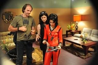 New The Runaways still + one BTS