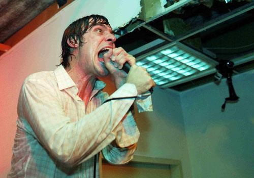 Un mp3/jour n°174 : John Maus - My Whole World's Coming Apart