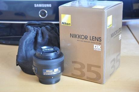 Nikon Nikkor 35mm f/1.8