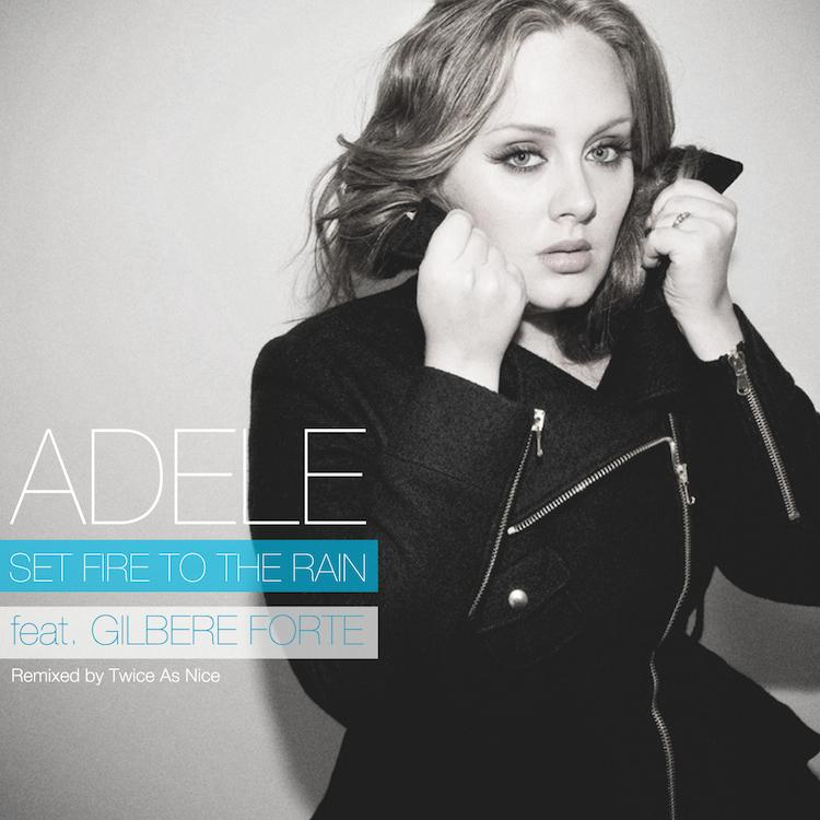 Adele f/ Gilbere Forte – Set Fire To The Rain (remix)