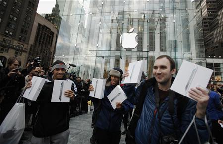 6,26 millions d'iPad 2 déjà vendu de par le monde !