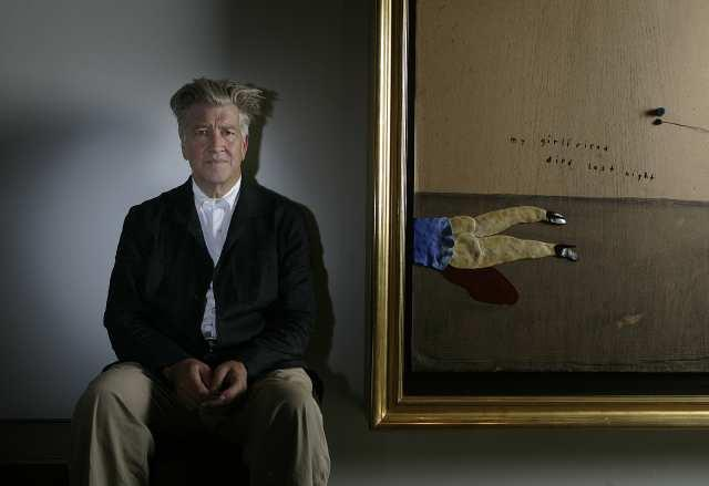 David Lynch | New Paintings & Sculptures