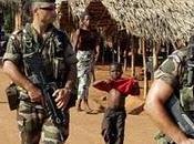 militaires français seraient déployés dans différents quartiers d'Abidjan