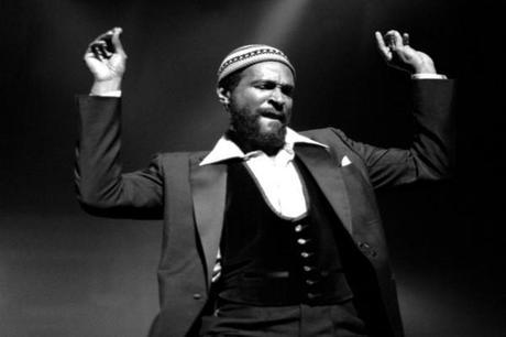 RIP Marvin Gaye , Soul legend