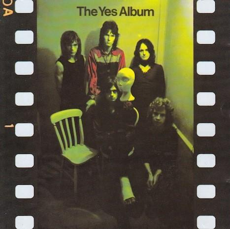 Yes #2-The Yes Album-1971