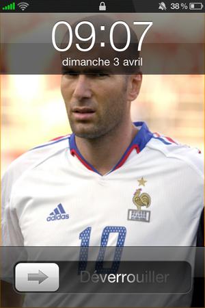 Zidane Theme – Un thème en l'honneur de Zinedine Zidane