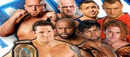 Les Corre au grand complet affrontent Big Show, Kane, Santino Marella et Vladimir Kozlov