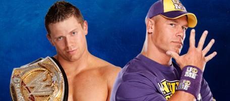 The Miz défendra son titre face à John Cena