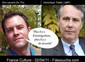 Eloi Laurent et Dominique Paille