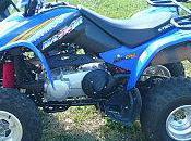 Vends Quad kymco maxxer 250cm3 2008