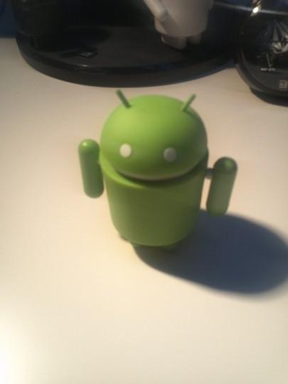 IMG012 405x540 Test : LG Optimus 2X