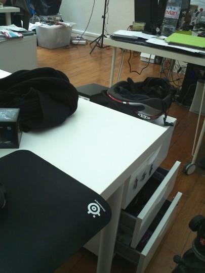 IMG011 405x540 Test : LG Optimus 2X