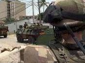 Côte d'Ivoire: forces l'ONU Licorne action Abidjan pour déloger Laurent Gbagbo.. #CIV2010