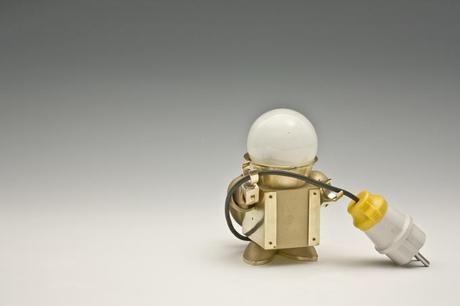 Kinetic Robot par Monocomplex