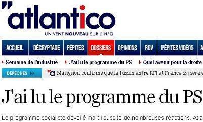 Alantico, trop neutre pour être honnête ?