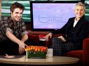 Robert Pattinson chez Ellen DeGeneres Show