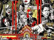 """Kill Bill Whole Bloody Affair"" Tyler Stout."
