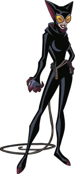 Catwoman la mode avec classe lire - Dessin catwoman ...