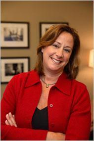 Zoom sur Lisa Sherman, lesbienne et directrice générale de la chaîne LGBT Logo