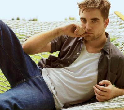 Robert Pattinson interviewé par le magazine 'Madame Figaro'