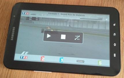 Mise à jour de l'application Canal Plus : compatible Android 2.3.3 et affichage en 16/9