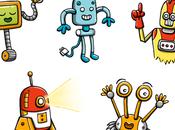petits robots...