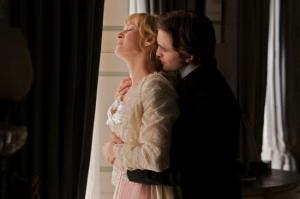 Robert Pattinson,uma thurman,bel ami