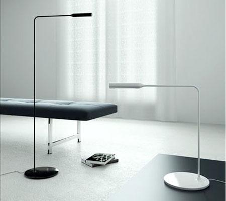 Lampe Flo par Foster and Parnters
