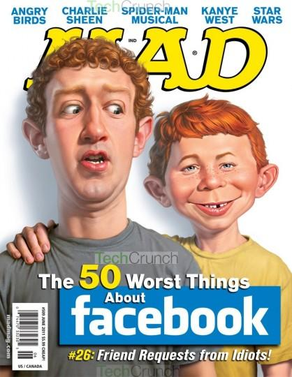 mad zuckerberg 418x540 Mark Zuckerberg soffre la couverture de Mad