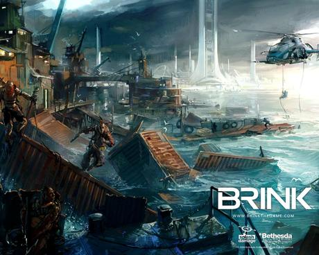 Bethesda avance la sortie de BRINK