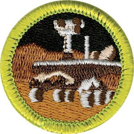 les Scouts Français auront ils leur badge du mérite de la robotique un jour?