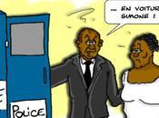 Côte d'Ivoire GBAGBO arrêtés
