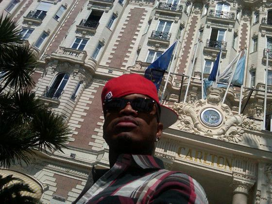 Ne-Yo se la coule douce à Cannes