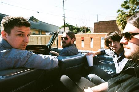 Don't sit down cause I've moved your chair, Arctic Monkeys.