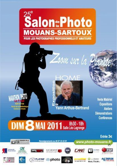 25e Salon Photo de Mouans Sartoux