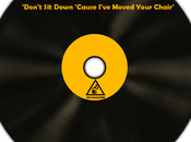 Nouveau Single Arctic Monkeys: Don't Down 'Cause I've Moved Your Chair