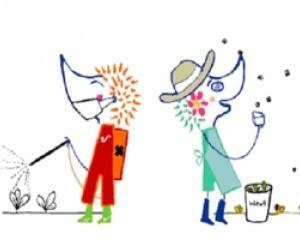 Le jardinage sans pesticide