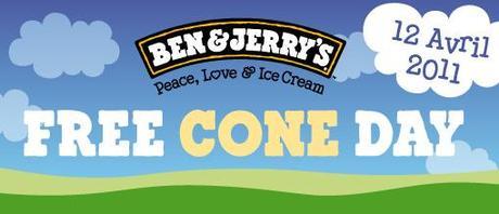 logo freeconeday 2011 Le Free Cone Day cest aujourdhui et nous vous offrons des glaces !