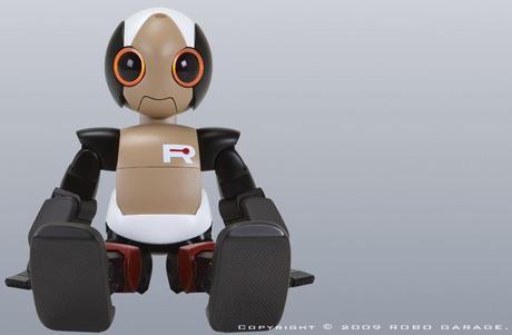 Quand les robot deviennent acteurs
