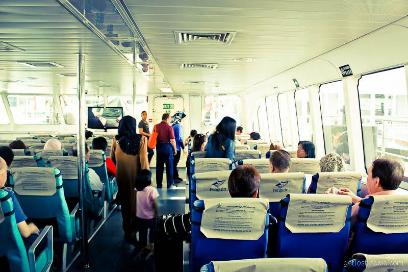 ferry from sigapore to batam island indonesia