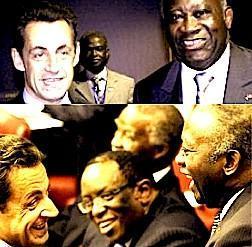 Françafrique : en Côte d'Ivoire et ailleurs.