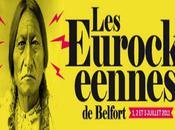 Eurockéenes 2011, programmation complète