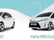 Découvrez version Hybride gamme Auris Toyota