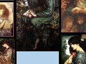 Dante Gabriel Rossetti Edward Burne Jones. Exposition Rome