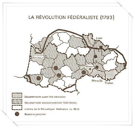 federaliste 1793